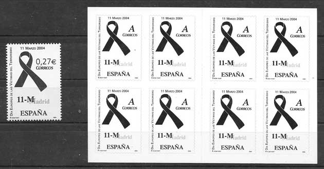Stamps European Victims of Terrorism Day