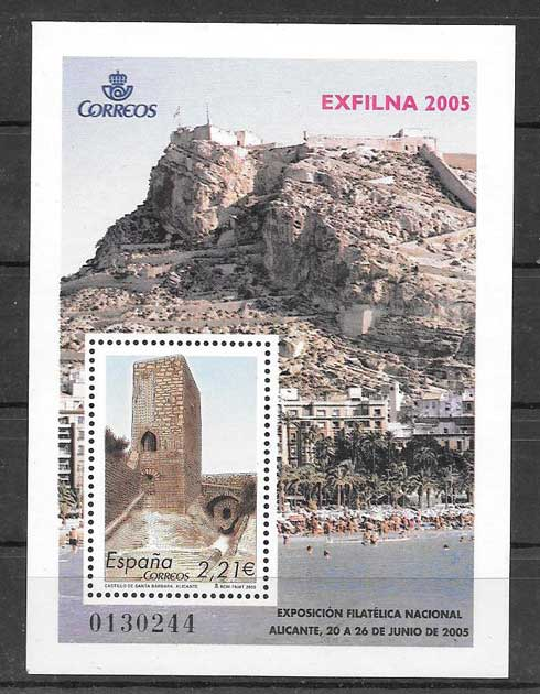 Philatelic Stamp Expo 2005 EXFILNA