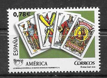 seal of Spain- America UPAEP 2009