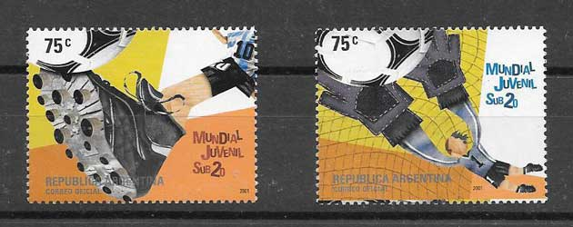 Year 2001, 4 stamps in block of 4 No. 2238 - 41 The Catalog Yvert, value 14€. Crafts criolla in silver