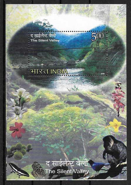 Philately National Park India 2009